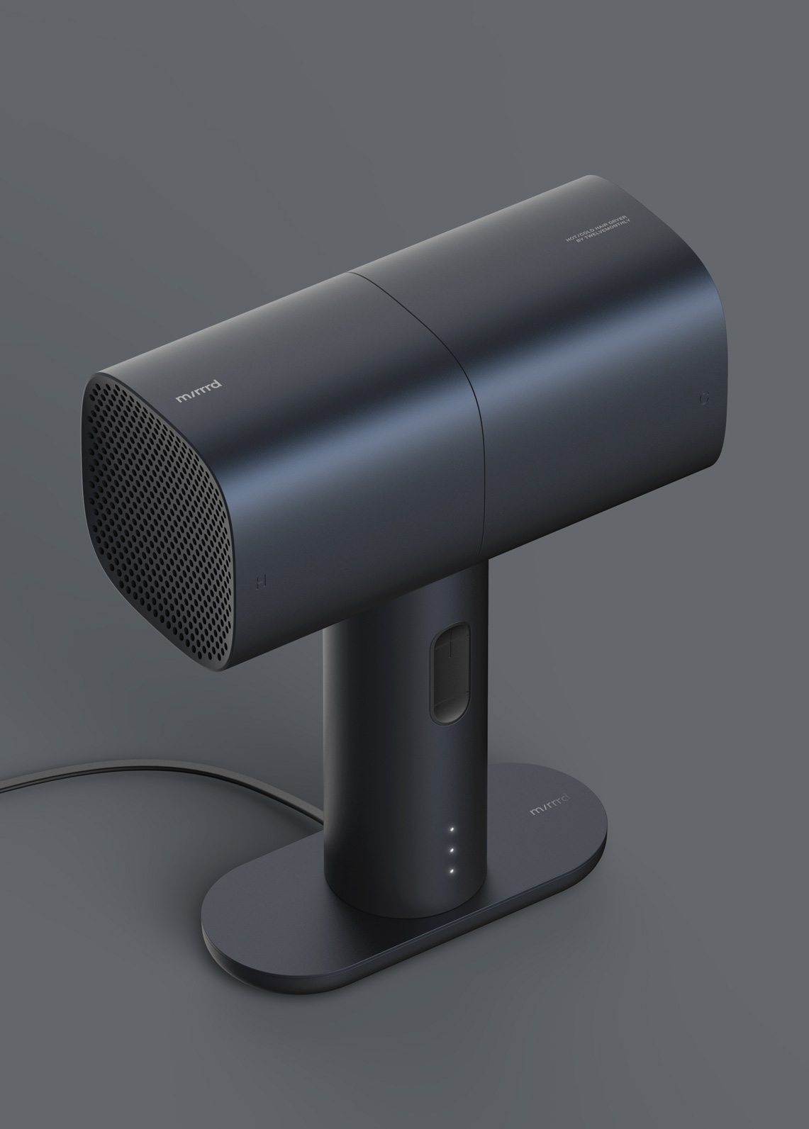 Hair Dryer Lemanoosh