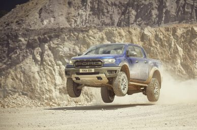 2018 FORD RANGER RAPTOR