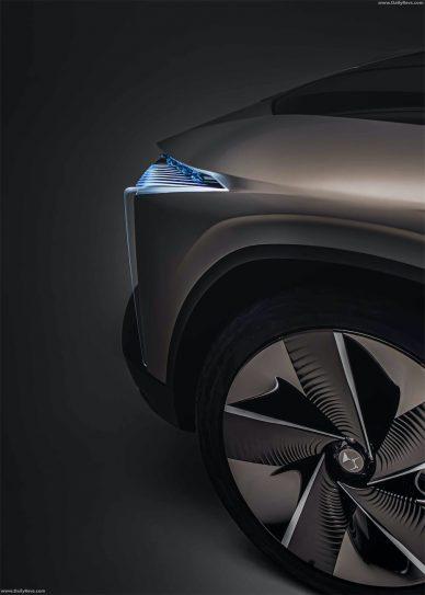 2020 DS Aero Sport Lounge Concept