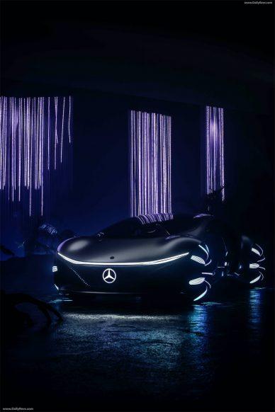 2021-Mercedes Benz VISION AVTR