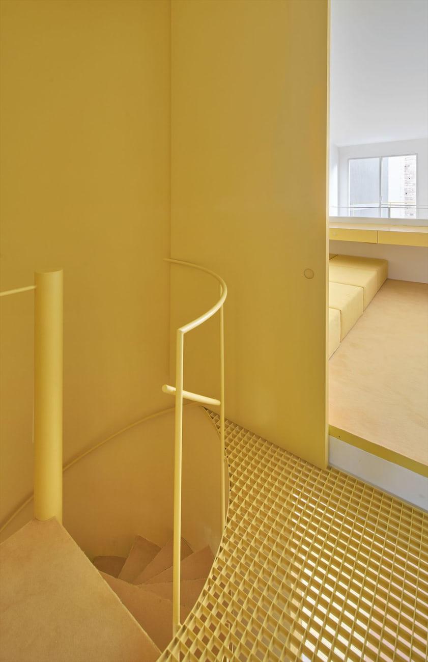 ARQUITECTURA G duplex apartment in Sant Gervasi Barcelona
