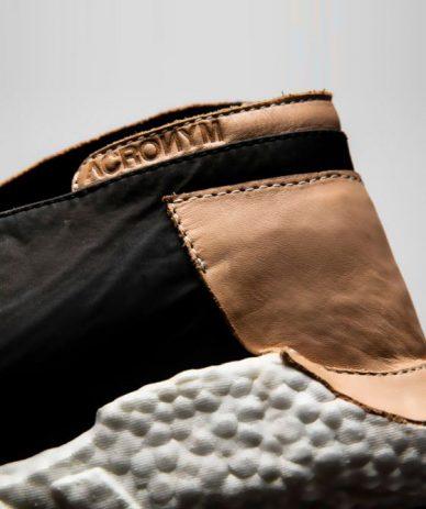 Acronym shoes