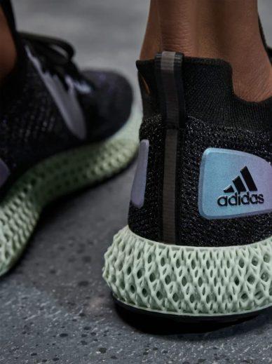 Adidas new ALPHAEDGE 4D
