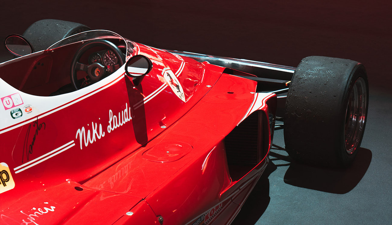 Adrien Acquitter Formula 1