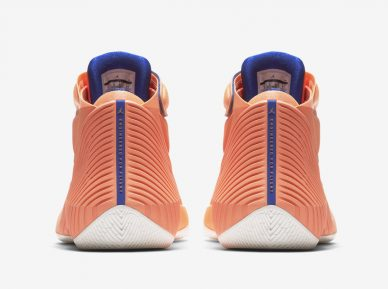Air Jordan Why Not Zer0 1 Michigan orange