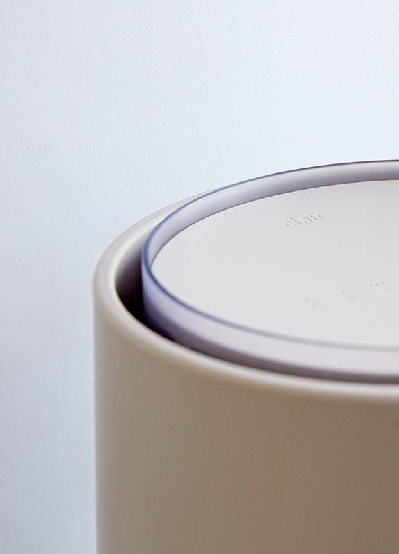 Air purifier boud leManoosh industrial design blog and online courses