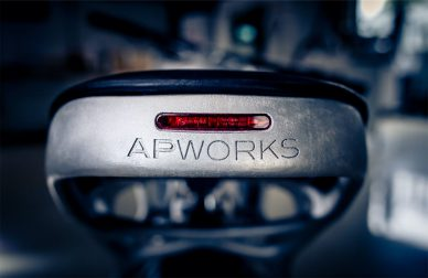 Airbus APWorks launches the 'Light Rider': the world's first 3D-printed motorcycle