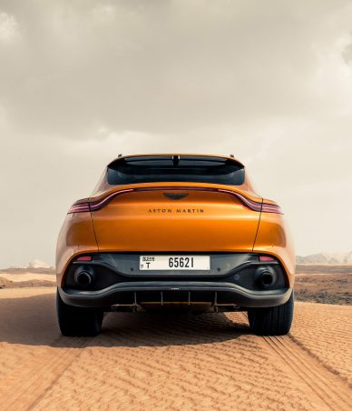 Aston Martin DBX Urban vs Desert leManoosh Industrial design Blog