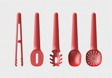 Attilaveress Guzzini Plus Utensil leManoosh Industrial design Blog
