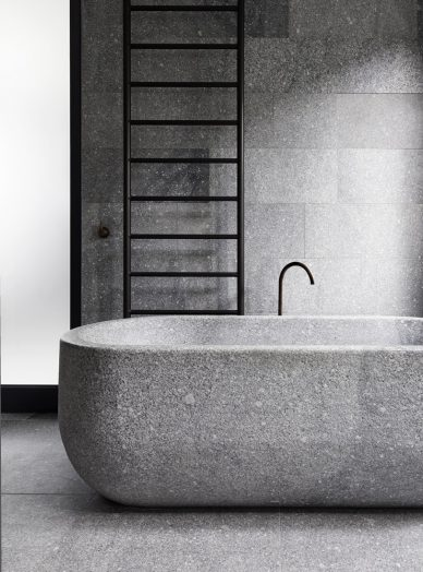 BE Architecture granite bathroom