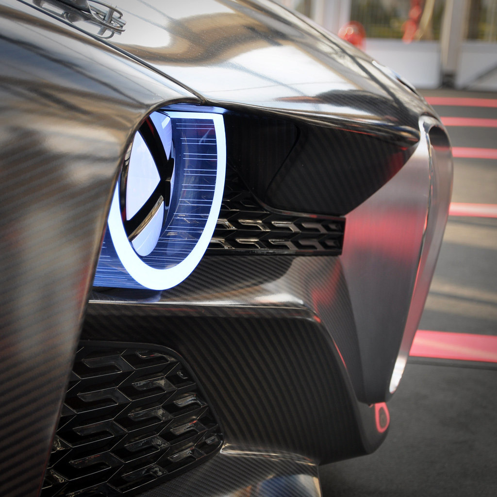 BMW 328 Hommage led