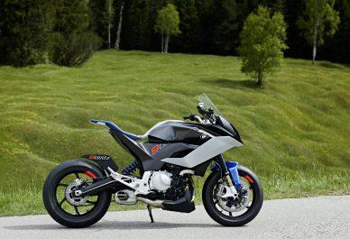 BMW Motorrad Concept 9cento leManoosh Industrial design Blog