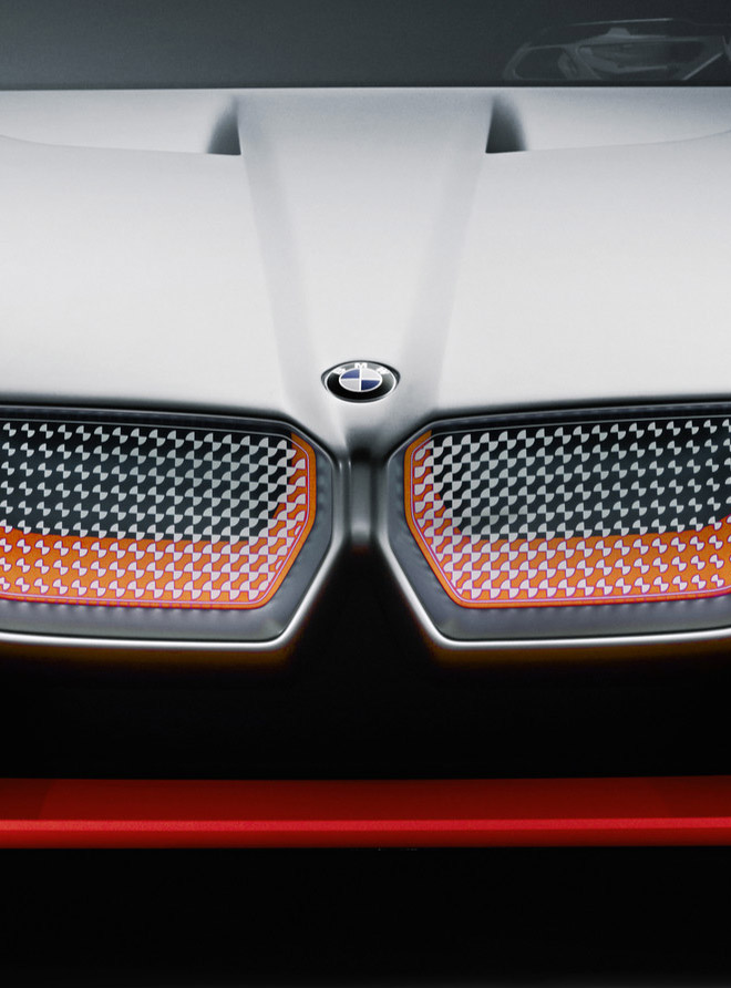 BMW Vision M Next design