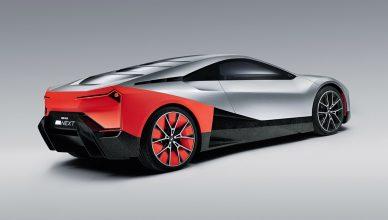 BMW Vision M Next design