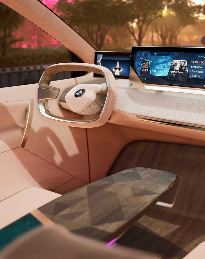 BMW-Vision iNEXT 2018 Concept