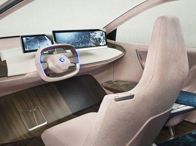 BMW Vision iNEXT Concept Exterior Design