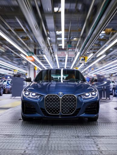 BMW starts G22 4 Series production at Dingolfing