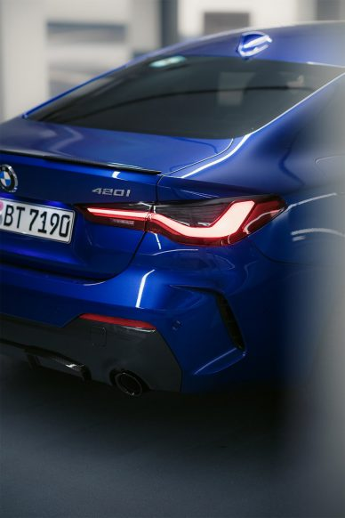 BMW 4 Series Mike Nimtsch leManoosh Industrial design Blog