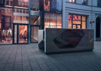 BMWi Interaction EASE Concept CES 2020