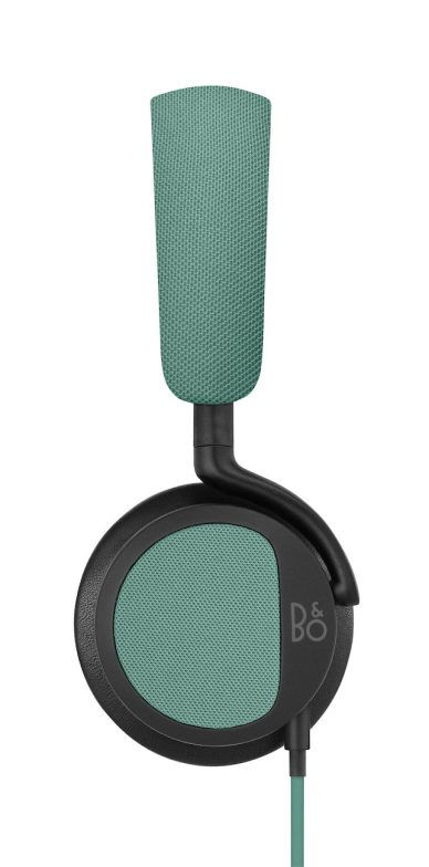 Bang & Olufsen Beoplay H2 green leManoosh Industrial design Blog