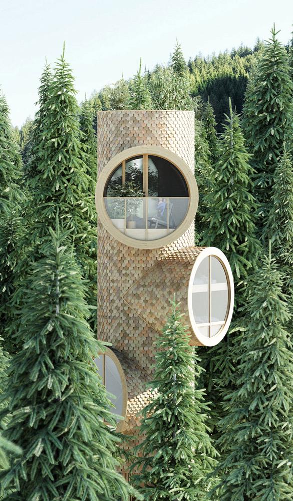 Bert house Precht design