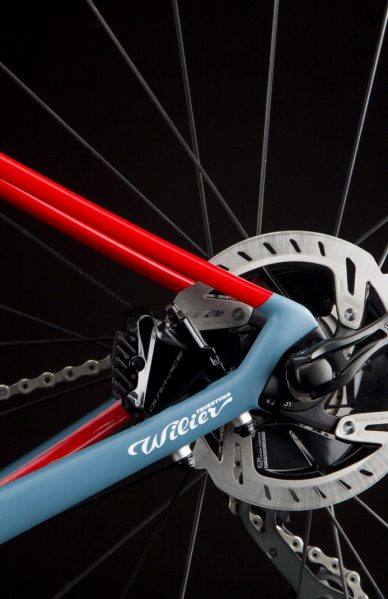 Bicycle wilier 110 ndr