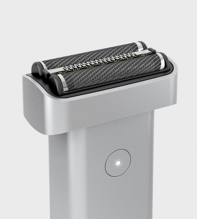 Blond Product Design Shaver