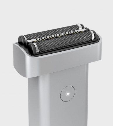 Blond Product Design Shaver