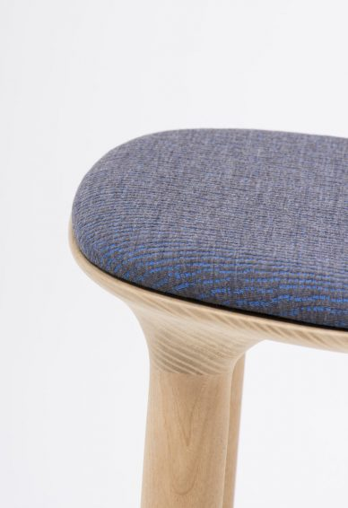 Bouroullec Osso Stoo gray