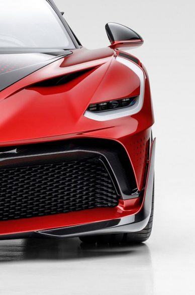 Bugatti Divo Lady Bug leManoosh industrial design blog and online courses