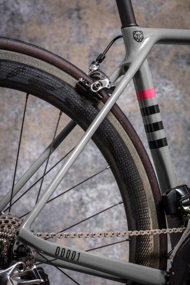 Canyon Ultimate SLX bikes wheel