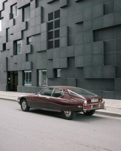 Carphiles Citroen SM leManoosh Industrial design Blog