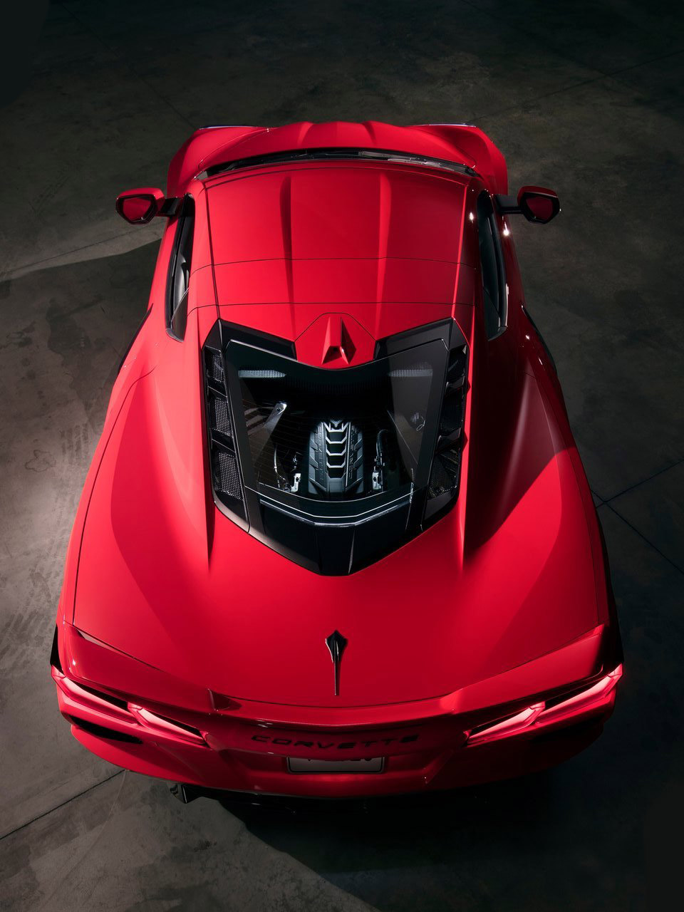 Chevrolet Corvette C8 Stingray 2020