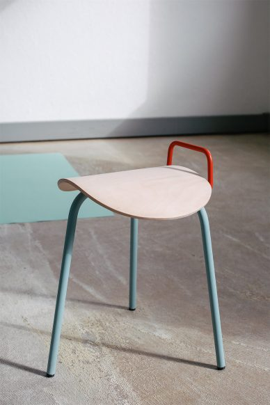 Julian Ribler Cleo chair