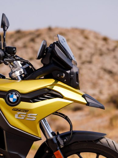 Don Cammorata BMW F850 GS F750 GS