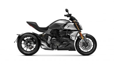 Ducati Diavel 1260 S Dark Stealth
