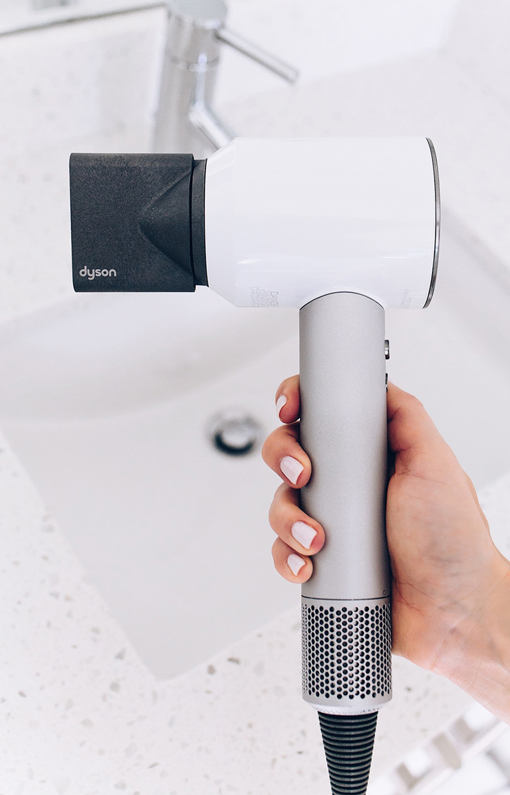 Dyson Hair Dryer with Styling Nozzle