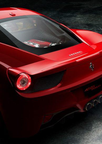 Ferrari 458 photoshoot