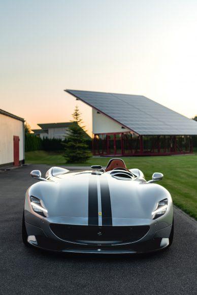 Ferrari Monza SP1 by Novitec Steffen Miethke leManoosh industrial design blog and online courses