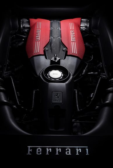 Ferrari engines Sarel by van Staden leManoosh industrial design blog and online courses