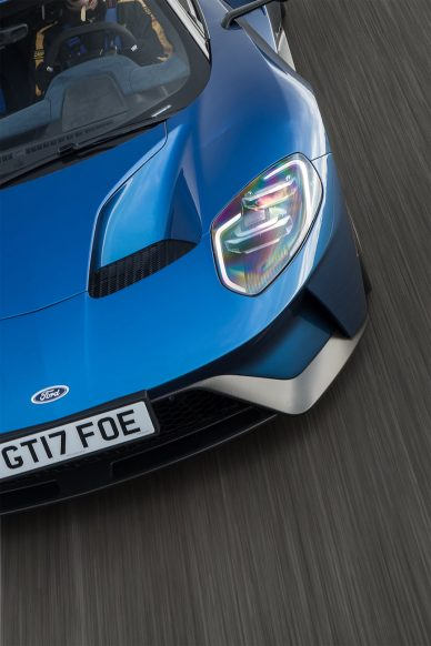 Ford GT Leda Paleari