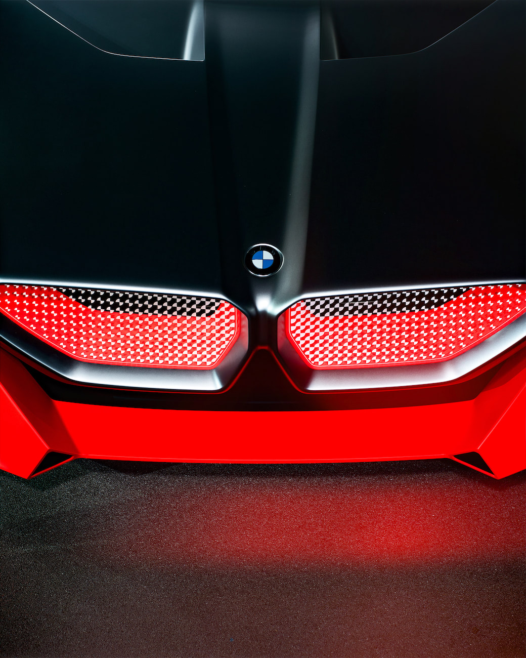 Frederick Unflath BMW VISION M NEXT