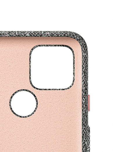 Google Pixel 5 Case - Static Grey leManoosh industrial design blog and online courses