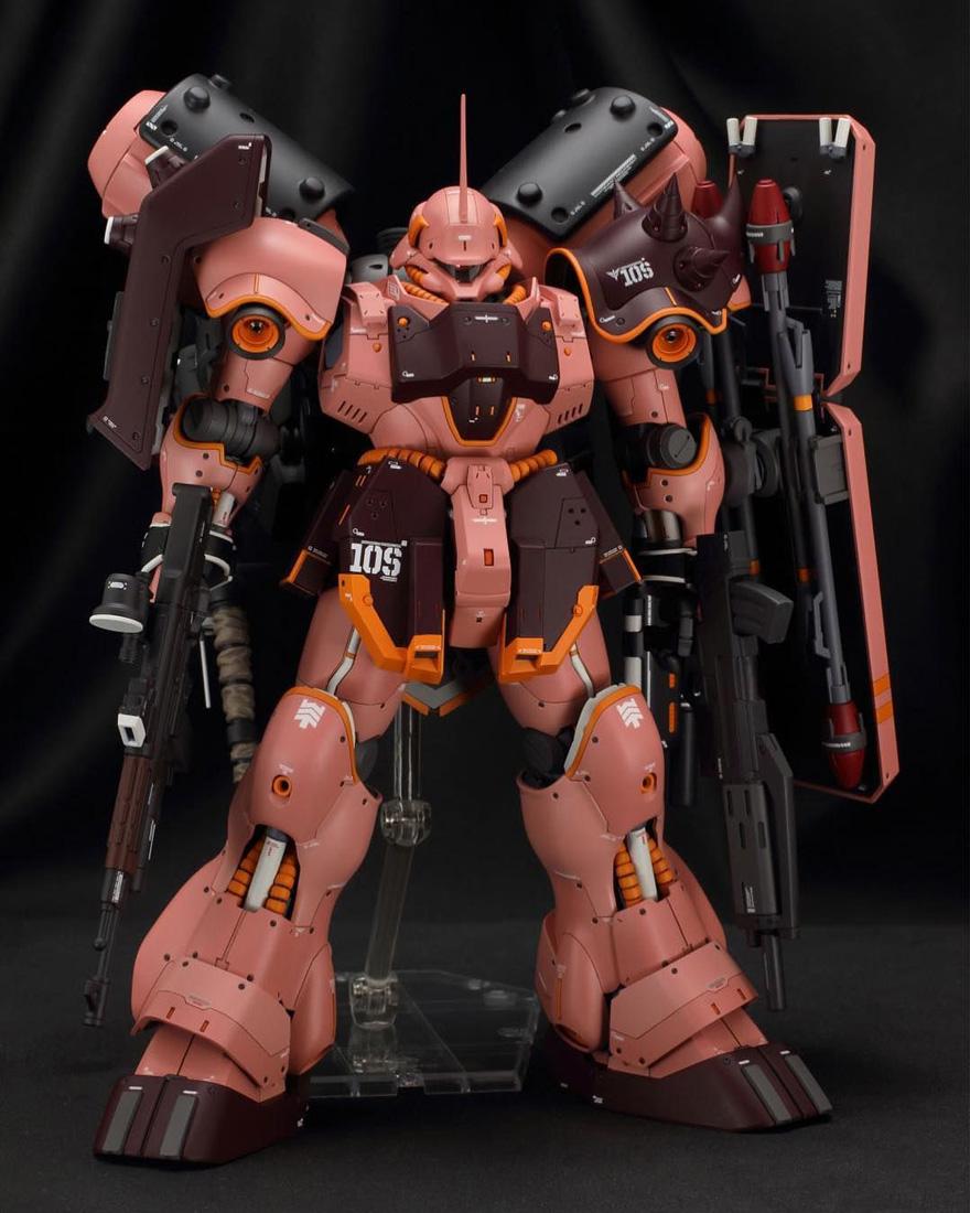 Gundam geara doga custom