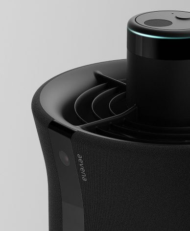 HUGE Design drone for Aevena Aire LED