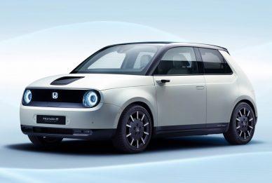 Honda e Concept 2019