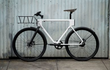 Huge design Evo bike
