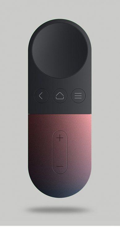 Jacopo Mauro remote control