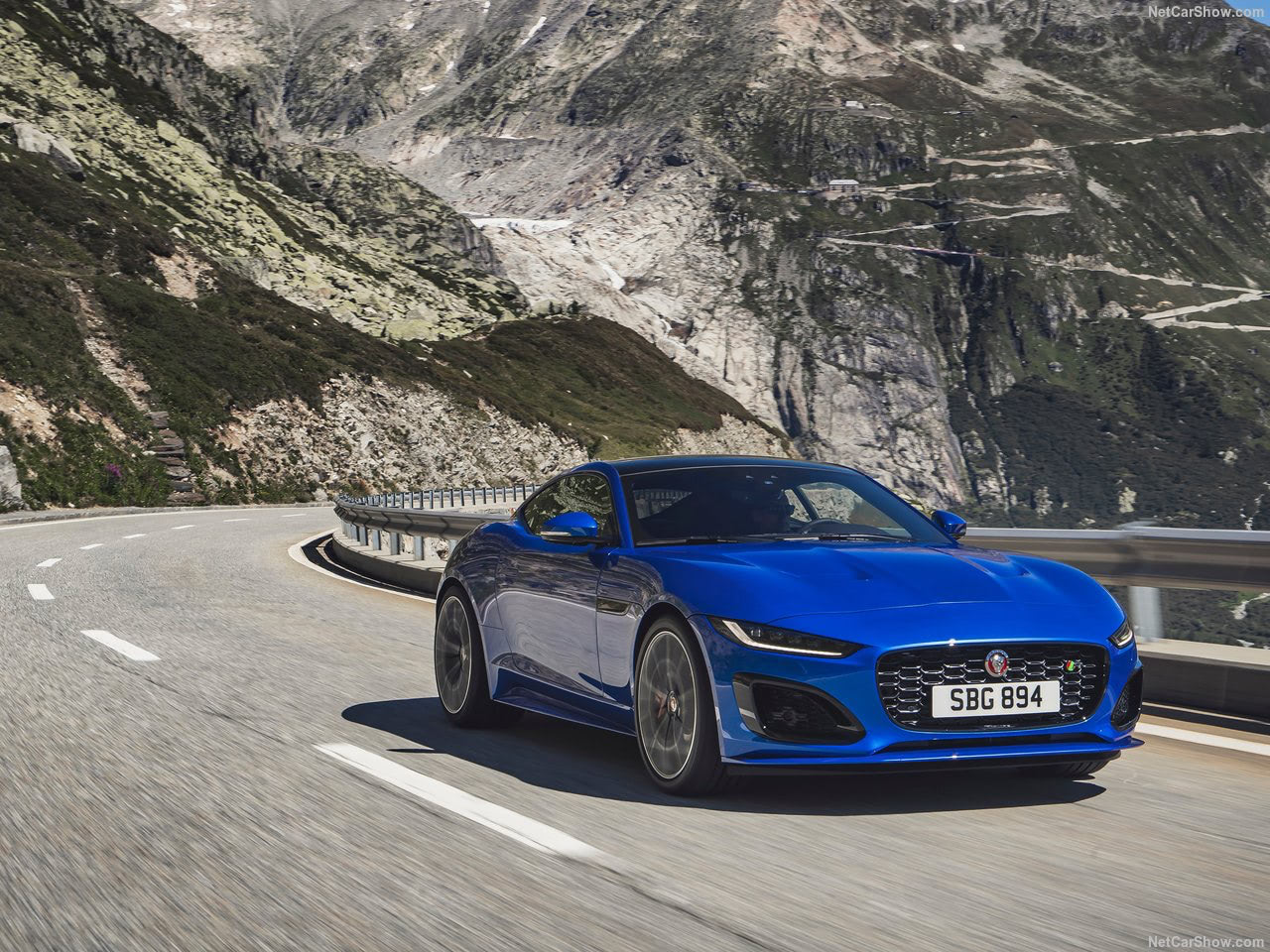 2021 jaguar F-type 15