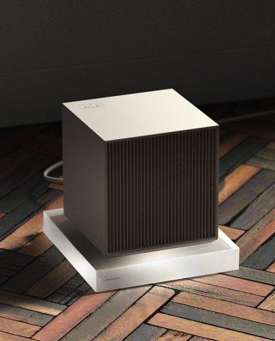 Jang Junyoung Cube Heater